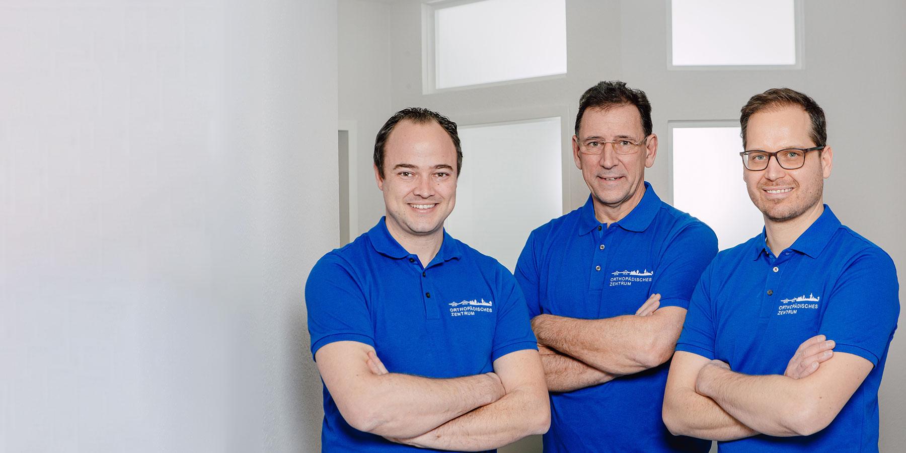 Orthopädisches Zentrum Krefeld - Fachärzte für Orthopädie & Unfallchirurgie